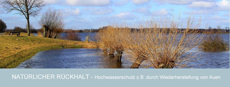 Umweltministerin Scharf gibt Startschuss für weiteren Hochwasserschutz in Niederalteich